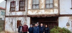 Sarıcakaya'ya Başkan Güler'den müze müjdesi