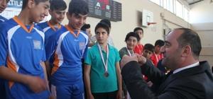 Diyarbakır'da badminton yıldızlar müsabakaları tamamlandı
