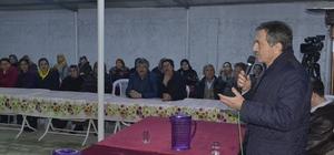 Başkan Ataç, Şükranlılar Derneğini ziyaret etti