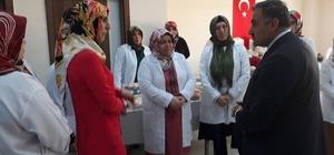 Başkan Cabbar Hanımeli Pazarını ziyaret etti