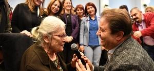 Başkan Kılıç kadınlar için bin fidan dikti
