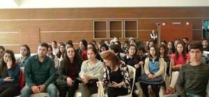 Kızıltepe'de YGS öğrencileri için etkinlik