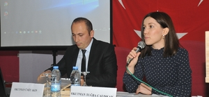 Ortaca'da Mehmet Akif Ersoy ve İstiklal Marşı konferansı