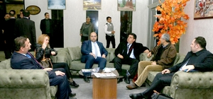 KKTC'den Erzurum çıkarması