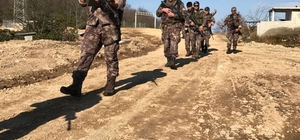 """Karadeniz'de """"Ejder Timi"""" teröristlere göz açtırmıyor"""