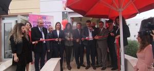 Menderes'te Hayat Boyu Öğrenme Merkezi açıldı