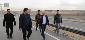 Karaman'da Mut Köprülü Kavşakta çalışmalar yeniden başlıyor
