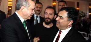Başkan Kılınç, Cumhurbaşkanı Erdoğan ile bir araya geldi