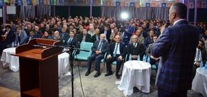 AK Parti Konya İl Başkanlığı referandum çalışmalarını sürdürüyor