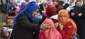 Çamlıdere'de yağmur duası