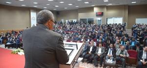 Pınarbaşı yeni anayasayı anlattı