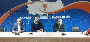 AK Parti tüm kadrolar ile referandum çalışmalarına devam ediyor