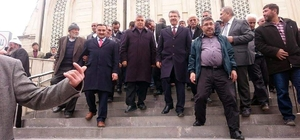 AK Parti Kayseri Milletvekilleri Dedeoğlu ve Karayel Develi'de