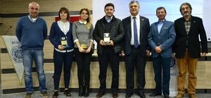 Biga'da 'Türkiye ekonomisinde yaşanan son gelişmeler' paneli düzenlendi