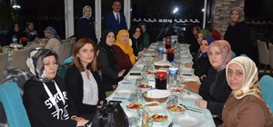 Ak kadınlar Atatepe'de buluştu