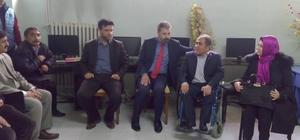 AK Parti Adıyaman İl Başkanı Dilmez'den Besni'ye referandum ziyareti