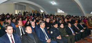 Kulu'da Mehmet Akif Ersoy anıldı