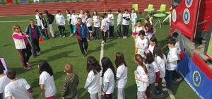 Yenişehir'de spor coşkusu