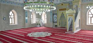 Köprülü Mehmet Paşa Camisi ibadete açıldı