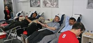 Sungurlu'da Kan Bağışı Kampanyası Başladı