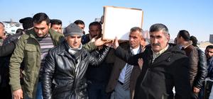 AK Parti Esendere Belde Başkanının ağabeyine yönelik saldırı