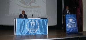 Karahisar Gençlik Merkezi tanıtım çalışmaları devam ediyor