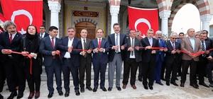 Köprülü Mehmet Paşa Camisi yeniden ibadete açıldı
