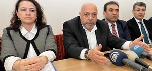 """Karabük'te """"Anayasa Değişikliği"""" istişare toplantısı"""