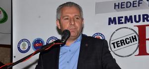 """Karaman'da """"15 Temmuz'un Nöbetçisi, 16 Nisan'ın Evetçisiyiz"""" programı"""