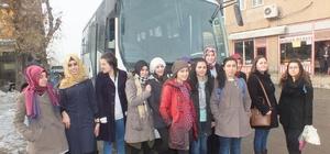 Malazgirt Belediyesinden YGS'ye gireceklere araç desteği