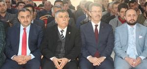 Kayseri Şeker'in Develi'deki çiftçi eğitimine AK Parti Kayseri Milletvekillerinden tam destek