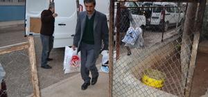 Adıyaman Belediyesi Çelebi ailesine yardım eli uzattı