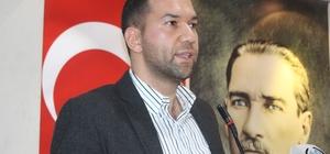 AK Parti Merkez ilçe Danışma Meclisi toplantısını yaptı