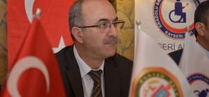 """Başkan Gülcüoğlu: """"Gençlerimize güveniyoruz"""""""