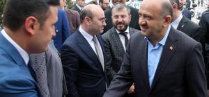 Milli Savunma Bakanı Işık avukatlarla buluştu