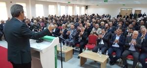 Kayseri Şeker, Bünyan'da Çiftçi Eğitim Semineri düzenledi