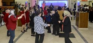 Maltepeli kadınlar gönüllerince eğlendi