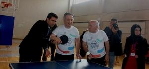"""Bingöl'de """"Aşmak İçin Hareket"""" kampanyası"""
