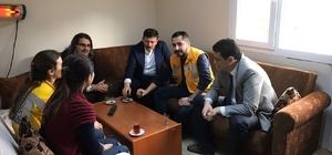 'Vekilim çaya bekleriz' dedi, AK Partili Dağ kırmadı