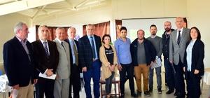 SAÜ'de 'Bitki besleme ve yeni nesil gübreler' semineri düzenlendi