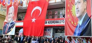 Ak Partili Gül'den, sınırın sıfır noktasından evet mesajı