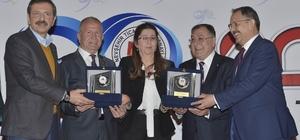Nevşehir'de vergi rekortmenler ödüllendirildi