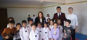 Prof. Dr. Günay EİYAP için Çifteler'i ziyaret etti