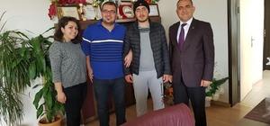 Gazi Hasan Durmuş'tan hastane yöneticilerine teşekkür