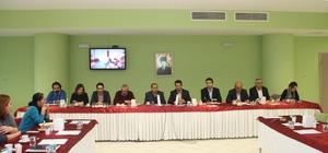 Kartal'da mahalle birim başkanları ve meclis üyeleri toplantısı yapıldı