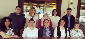 ESOGÜ Hastanesi santral personeli yeni sorumlularıyla kahvaltıda buluştu