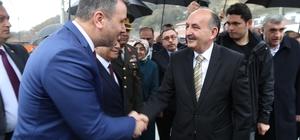 Bakan Müezzinoğlu, STK'larla buluştu