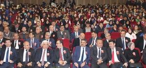 İstiklal Marşı'nın Kabulü ve Mehmet Akif Ersoy'u Anma Günü Kilis'te törenle kutlandı
