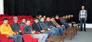 MMO ve Çarşamba TSO işbirliği ile pompacı eğitimi