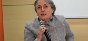 SAÜ'de 'Kadın Girişimciler ve İnovasyon' adlı panel düzenledi
